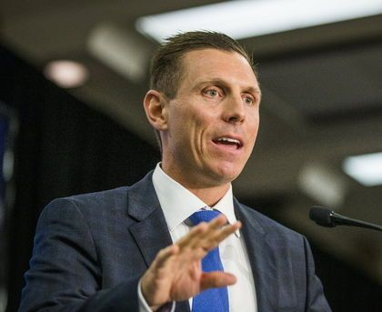 PC Leader Patrick Brown shuts down his party's social conservatives
