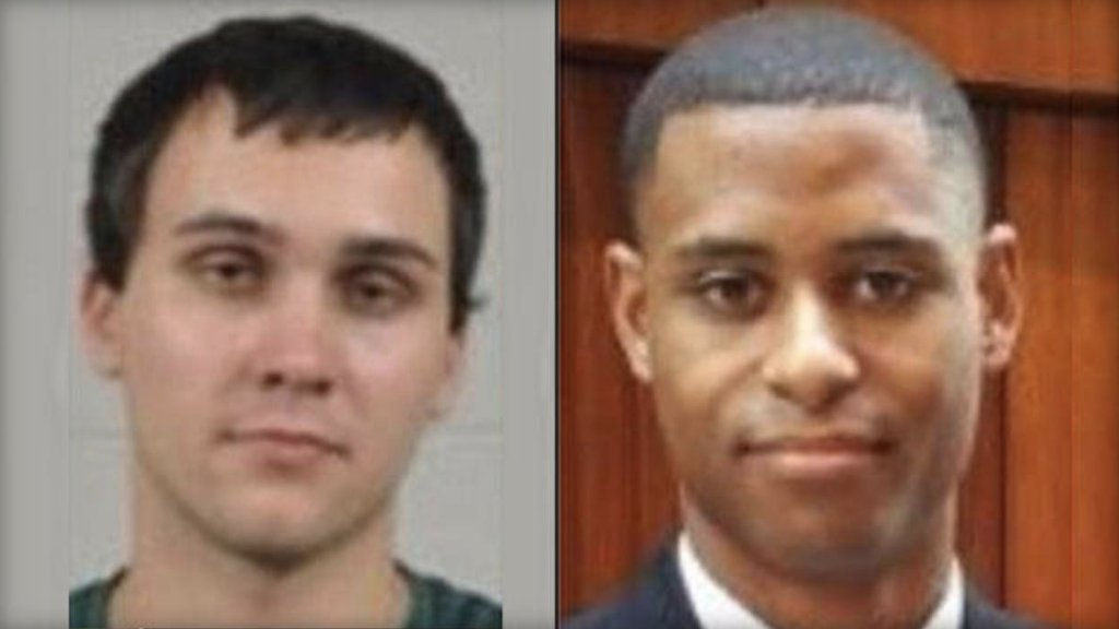 Maryland man indicted on hate crime charge in black college student's slaying