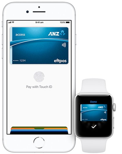 ANZ Eftpos Access Cards Now Support Apple Pay in Australia