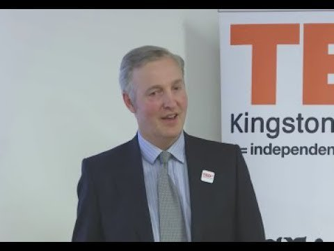 Getting Britain into Space | Michael Castle | TEDxKingstonUponThamesSalon
