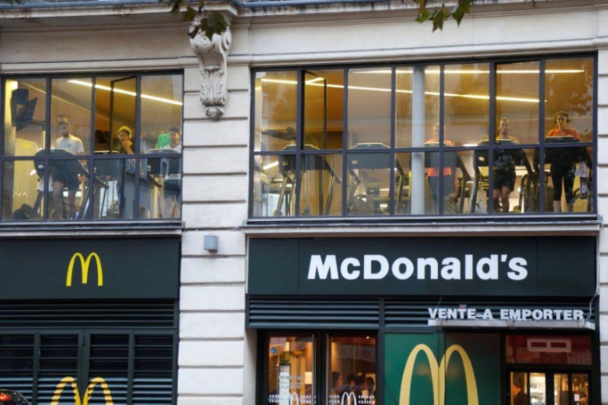 McDonald's South Korea office raided in burger probe: reports