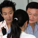 Son of Thailand's ex-PM Thaksin charged with money-laundering