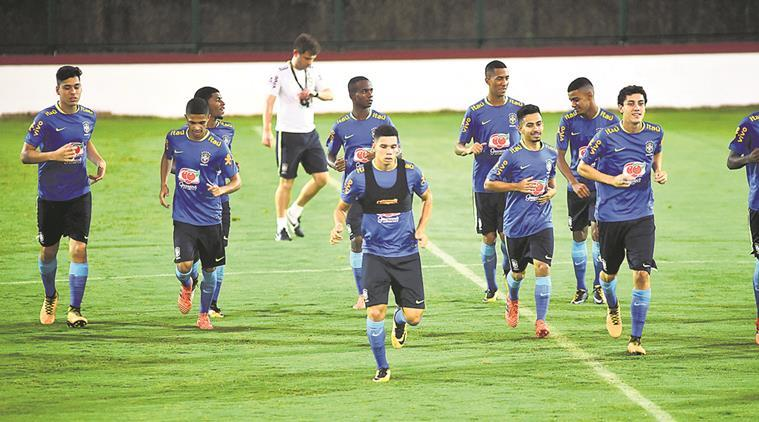 FIFA U-17 World Cup: Honduras aim for the improbable against Brazil