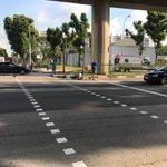 Elderly man on e-bike seriously injured after car crash along New Upper Changi Road