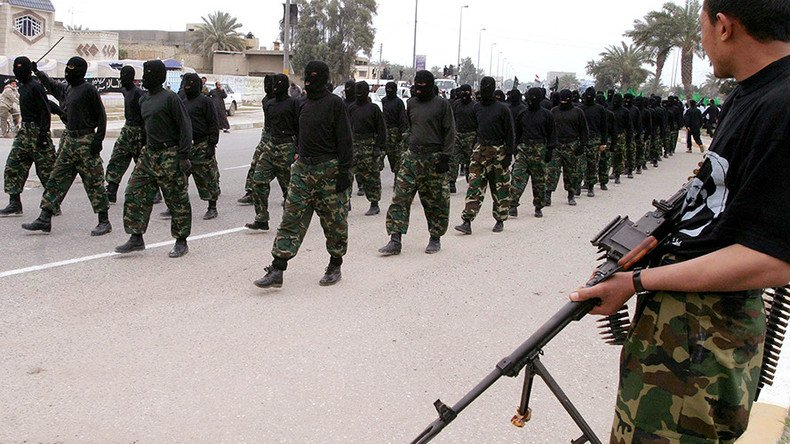 RT @RT_America: Lawsuit accuses big pharma firms of funding terrorist organizations in Iraq