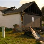 House fire may have saved man's life after discovery athospital