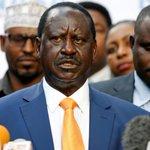 Présidentielle au Kenya: l'opposant Raila Odinga se retire de l'élection
