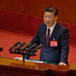 China's Xi's lays out his vision as party congress begins