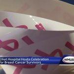Elliot Hospital holds celebration for breast cancer survivors
