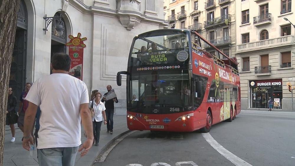 Tourism 'takes a hit' in Catalonia