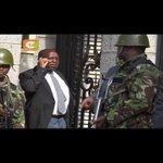 Police siege on Jimi Wanjigi home continues