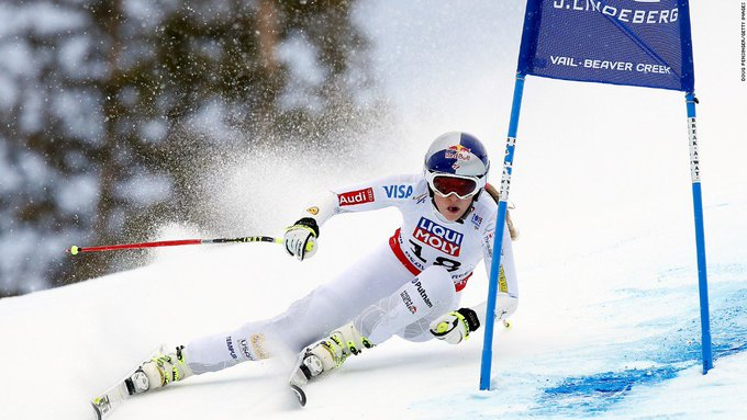 Happy Birthday to Lindsey Vonn who turns 33 today!