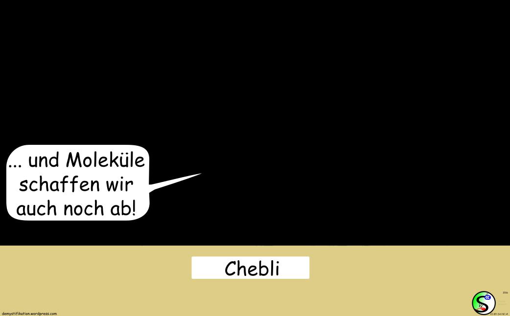 #Chebli