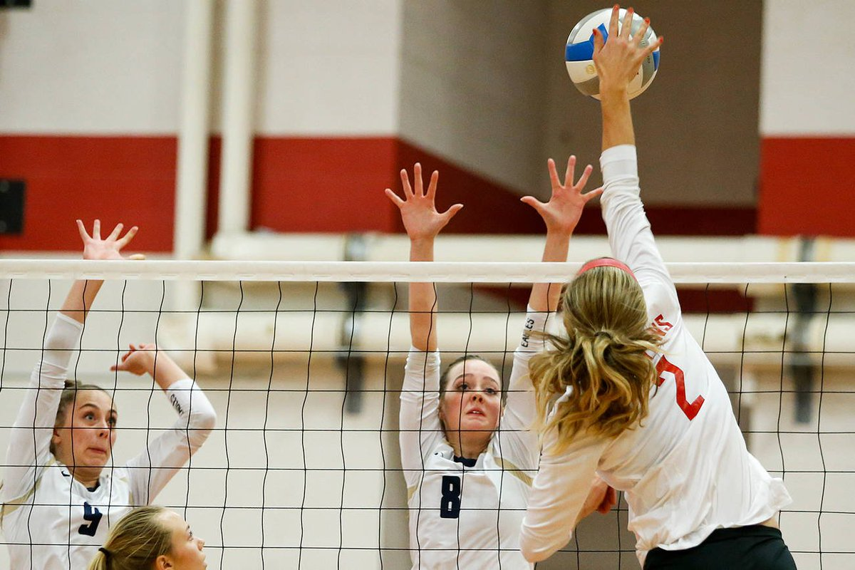 test Twitter Media - Stanwood sweeps Arlington in clash of Wesco 3A unbeatens https://t.co/F2gkuqw2m6 https://t.co/pVitjhrDeb