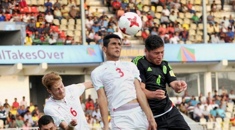 FIFA U-17 World Cup 2017:Iran beat Mexico, set up quarterfinal withSpain