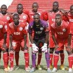 Ulinzi Stars' trio out of AFC Leopards match