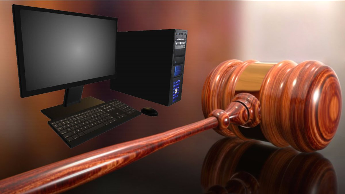 Iowa courts accept paper filings amid computer system outage