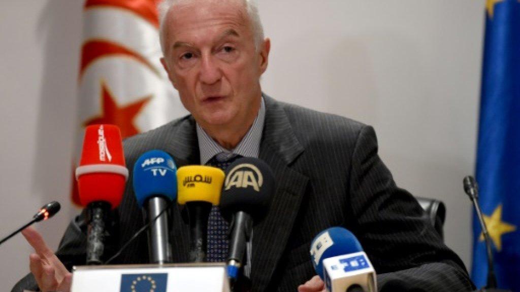 EU aims to boost anti-terror info sharing with Tunisia