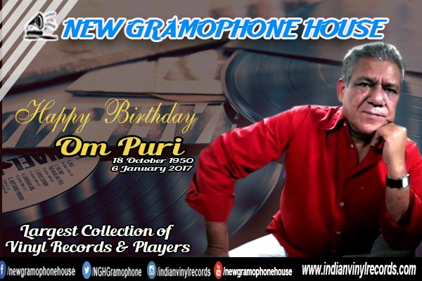 !!! HAPPY BIRTHDAY OM PURI JI !!! Visit -