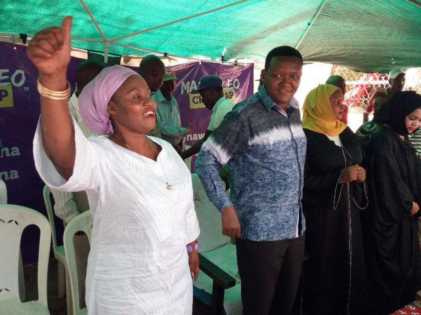Jumwa's call for witches to stop poll demeans Mijikenda - Emma Mbura