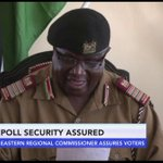 Eastern Regional Commissioner assures of region's security