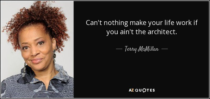 Today, we wish Terry McMillan a happy birthday! Which of her novels is your favorite?