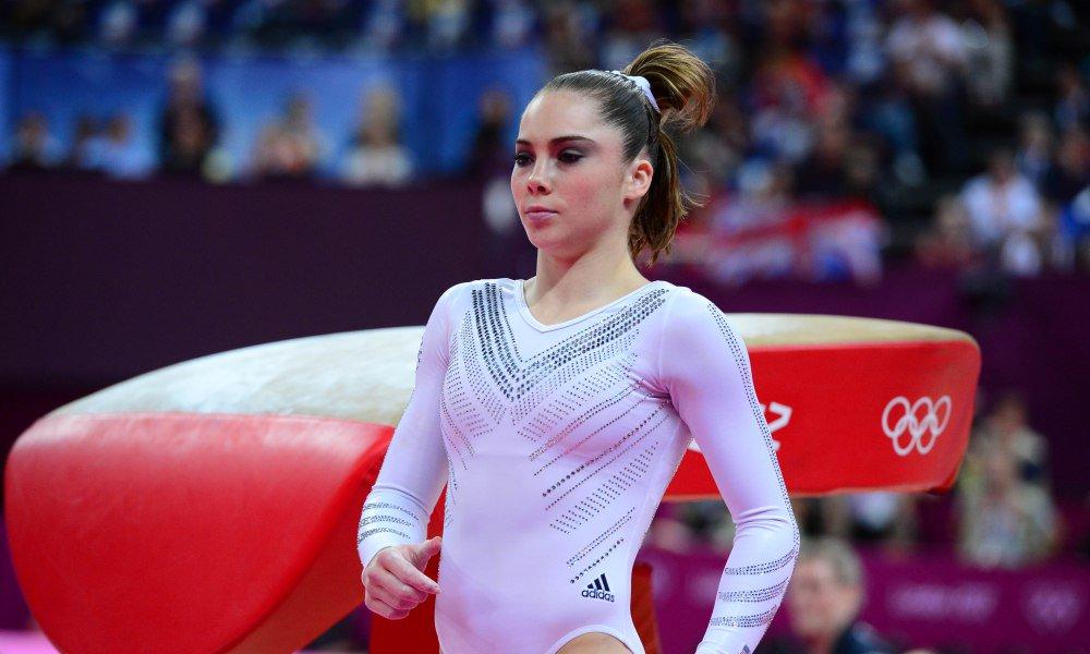 Olympic Gymnast McKayla Marone mckayla maroney