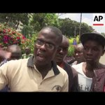 Kenyan police fire teargas at opposition protesters