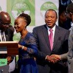 Resign, admit challenges to prevent crisis, NASA MPs tell Chebukati