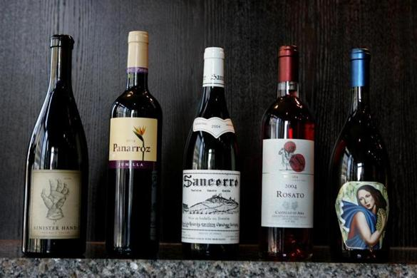 Grill 23 & Bar honored for its wine list