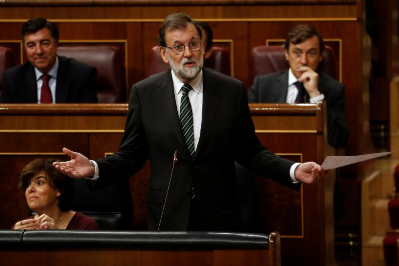 Spanish PM asks Catalan leader to 'act sensibly' https://t.co/UC3zfDRRM9 https://t.co/vdsZrBDgrv