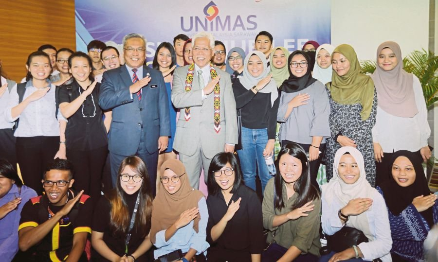 Unimas, first public university to implement holistic assessment, iCGPA, entirely