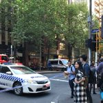 Pedestrian dies after being hit by truck in Melbourne's CBD