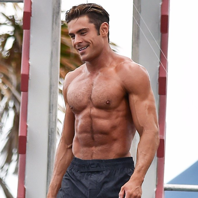 Happy Birthday Zac Efron. Sorry..this was the only pic we could find (Going for a lie down..)