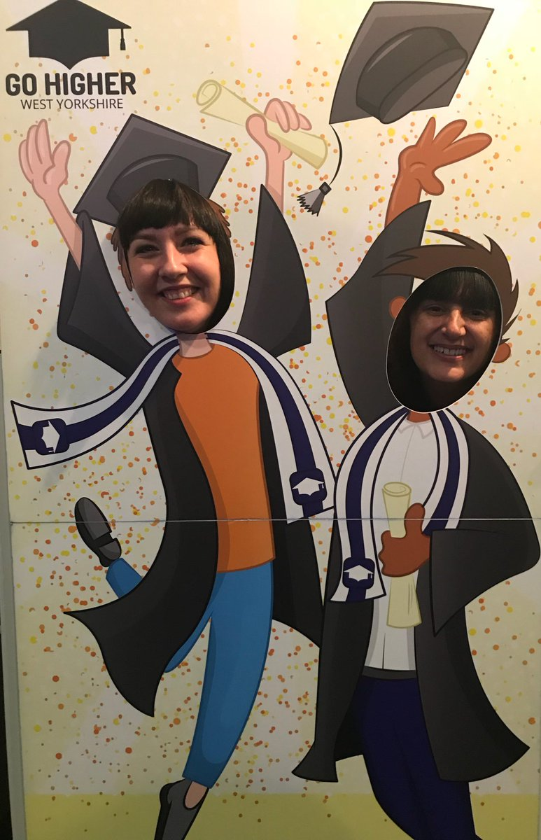 test Twitter Media - Michelle and Jenat from @NationalCareers looking great in our HE head-in-the-hole! @SkillsEngland #startyourjourney https://t.co/ojoDyPIAyQ