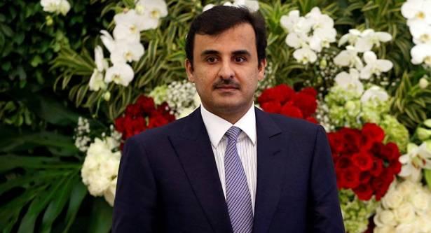 أمير قطر مستعد للحوار لحل أزمة الخليج