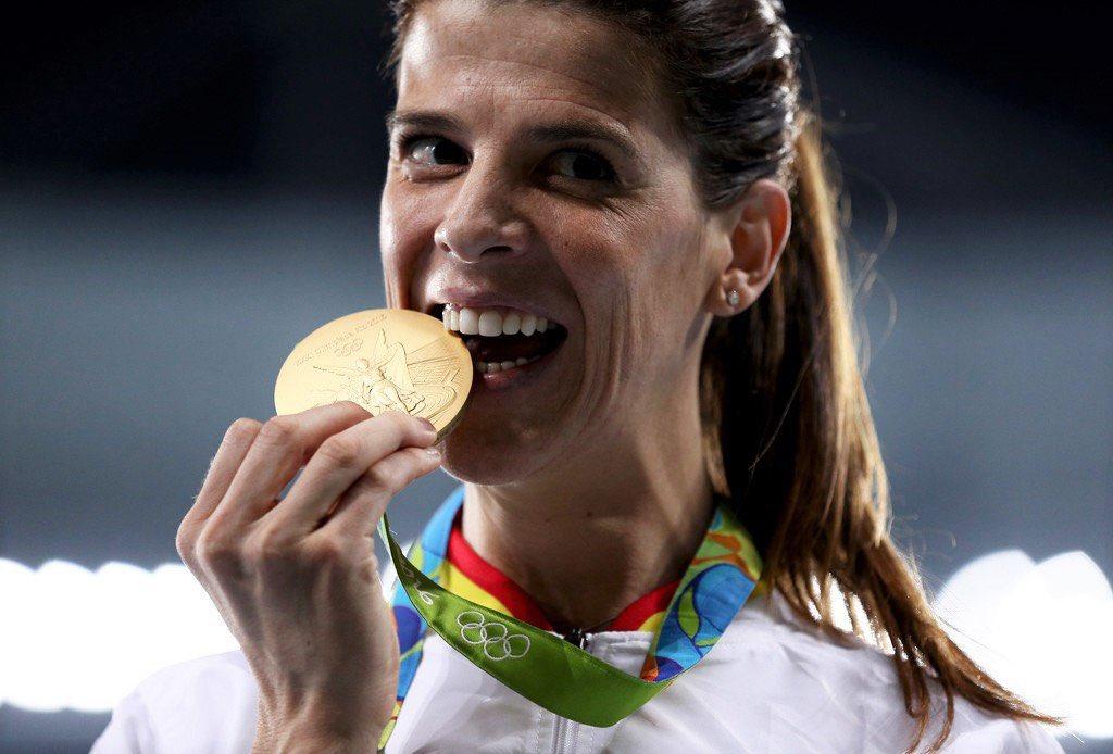 Gracias por tu ejemplo y por hacernos disfrutar tanto, @Ruthypeich. Eres una leyenda de nuestro deporte. MR