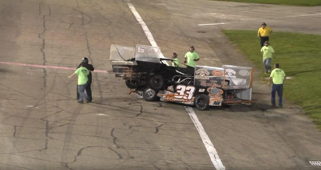 Racecar drivers arrested following fistfight on Indiana racetrack