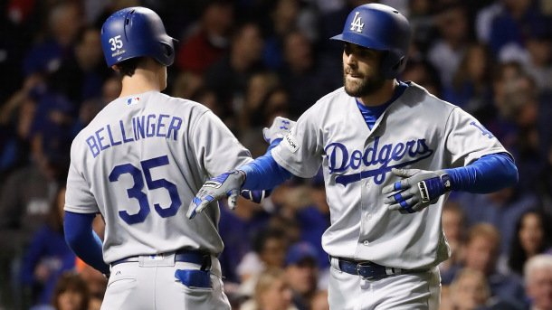 Dodgers now one win shy of reaching World Series via @NBCSports