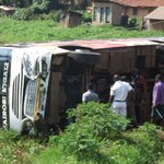 Two killed in Modern Coast Bus accident