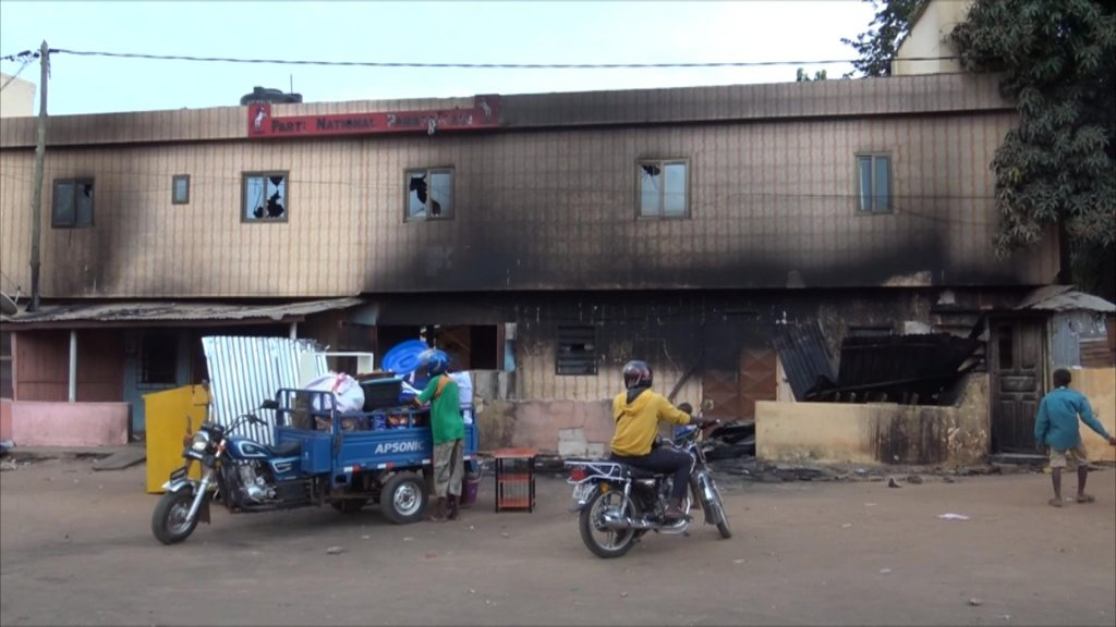Four killed in Togo clashes after religious leader arrested