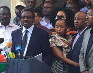 Orengo says Boinett, Tobiko disregarded court order blocking Wanjigi home raid