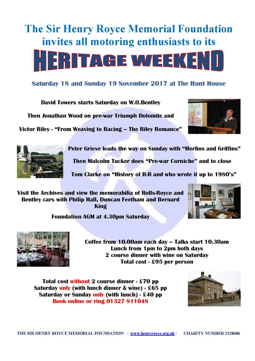 test Twitter Media - #Heritage #Weekend November 18-19 : https://t.co/i3CufPXHwb https://t.co/cBLvE0t35q