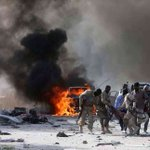 Somali police open fire to break up protest against bombing