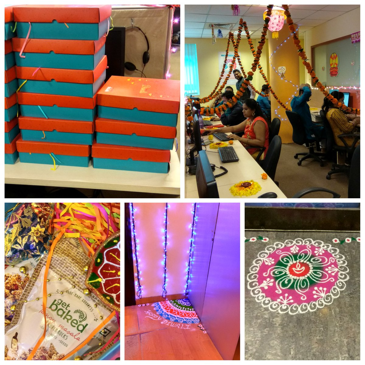 test Twitter Media - #Diwali #Celebration at @ShaadiDotCom #Mumbai office #HappyDiwali  #Diwali2017 https://t.co/GGKgJwxvM0