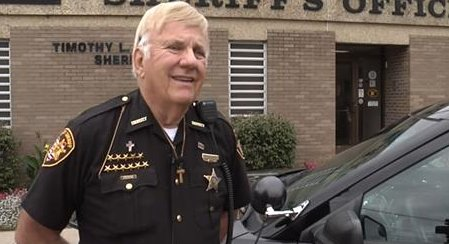 80-year-old Ohio sheriff has marked 58 years behind the badge