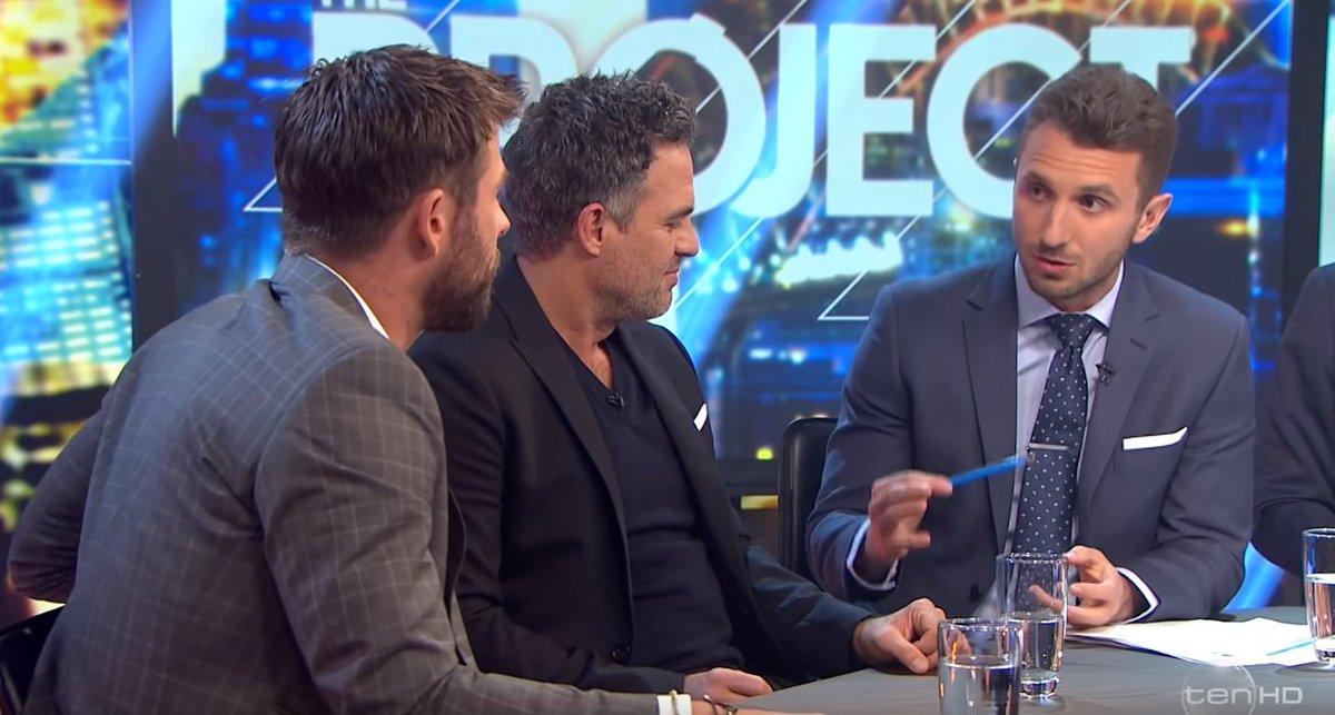 Australian TV host drops major 'Thor: Ragnarok' spoiler. Here's what it means