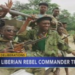 Jury deliberates in trial of Liberian accused of war crimes