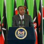 President Kenyatta calls for prayers ahead of repeat poll