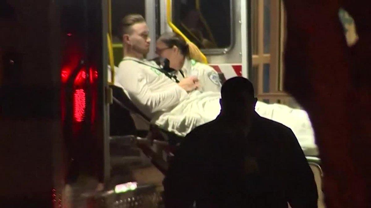 Video: Celtics' Gordon Hayward back in Boston after injury